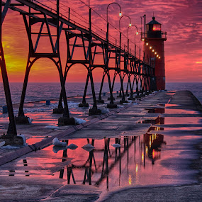 Natures canvas by Charles Anderson Jr - Landscapes Waterscapes