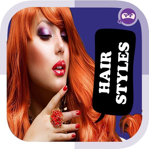 Hair Styles Pro 遊戲 App LOGO-硬是要APP