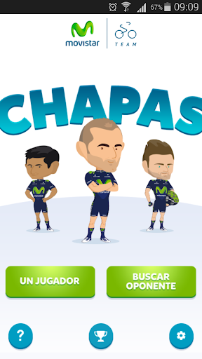 Chapas Movistar Team