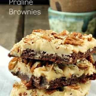 Praline Brownies Recipe