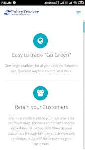 PolicyTracker – Track insurance policies easily  App Download For Android 2