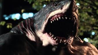 Cutting Teeth: The Flash Vs. King Shark
