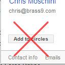 """Disable Gmail """"Add to Circles"""""""