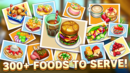Diner DASH Adventures MOD APK (Unlimited Coins) 3