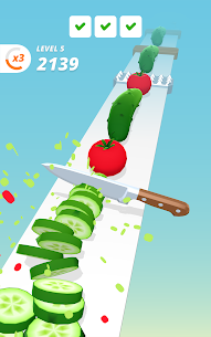 Perfect Slices Mod Apk V1.2.7(Unlimted Money) 7