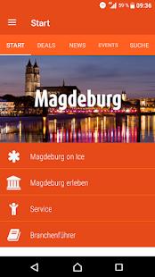 Magdeburg - náhled
