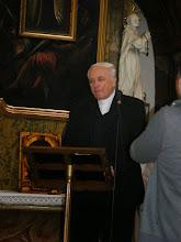 Photo: Generální vikář brněnského biskupství Jiří Mikulášek
