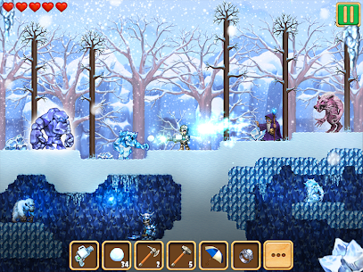 Adventaria: 2D World of Craft & Mining App Download For Android and iPhone 2