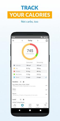 Total Keto Diet: Low Carb Recipes & Keto Meal Plan 4.0 screenshots 3