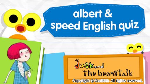 Speed Quiz 8 English