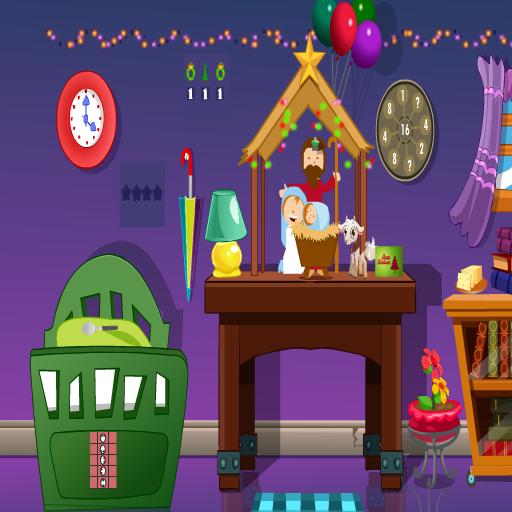 Santa Gift Bag Escape
