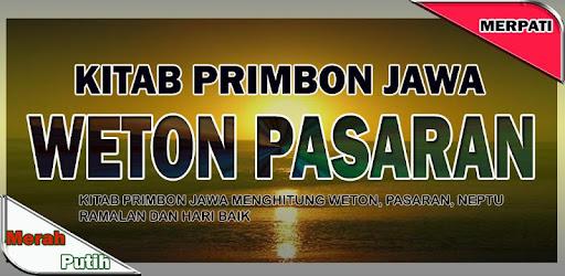 Hitungan Weton Jawa, app (apk) free download for Android/PC/Windows screenshot