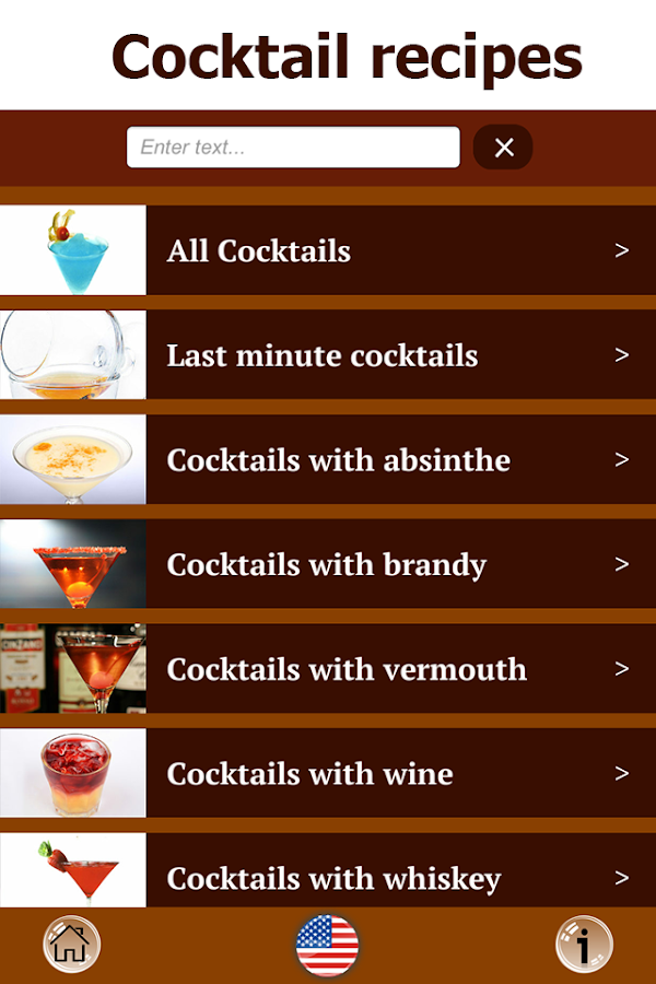 Cocktail recipes / FREE- screenshot