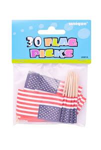 Coctailflaggor, USA