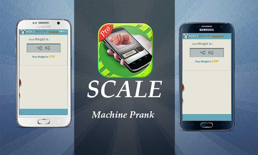 scale digital machine prank