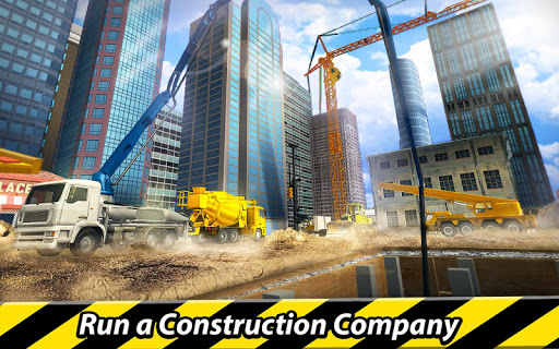 Construction Company Simulator Premium 이미지[1]