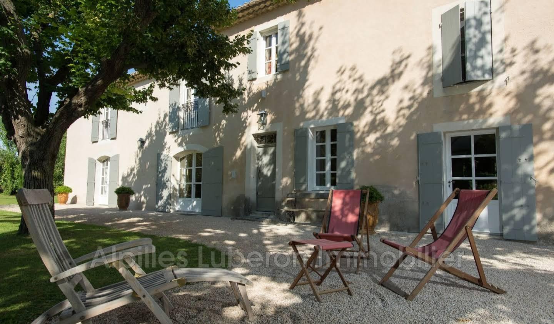 Propriété avec piscine Saint-Rémy-de-Provence