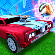 Game Rocket Cars Football League: Battle Royale Soccer APK for Windows Phone