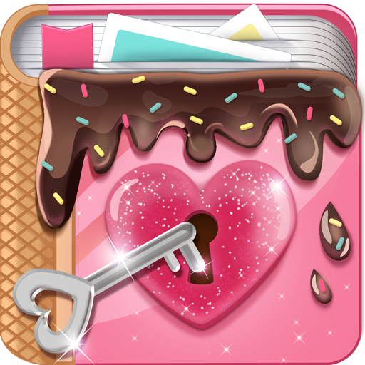 Nommy: My Personal Diary Assistant Icon