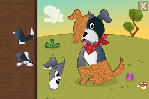 Animal Jigsaw Puzzle Toddlers 3.5 screenshots 3