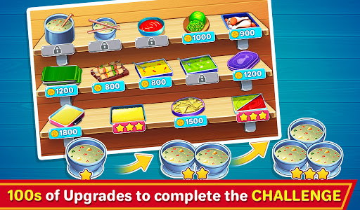 Indian Cooking Madness - Restaurant Cooking Games apkmr screenshots 7