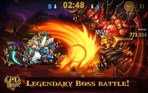 God of Era: Heroes War (GoE) 0.1.38
