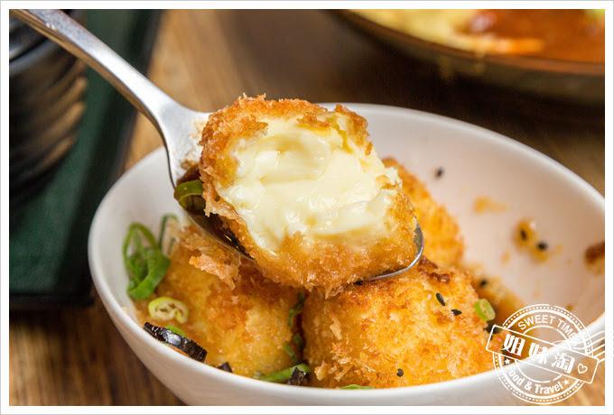 森本日式和風洋食堂炸雞蛋嫩豆腐
