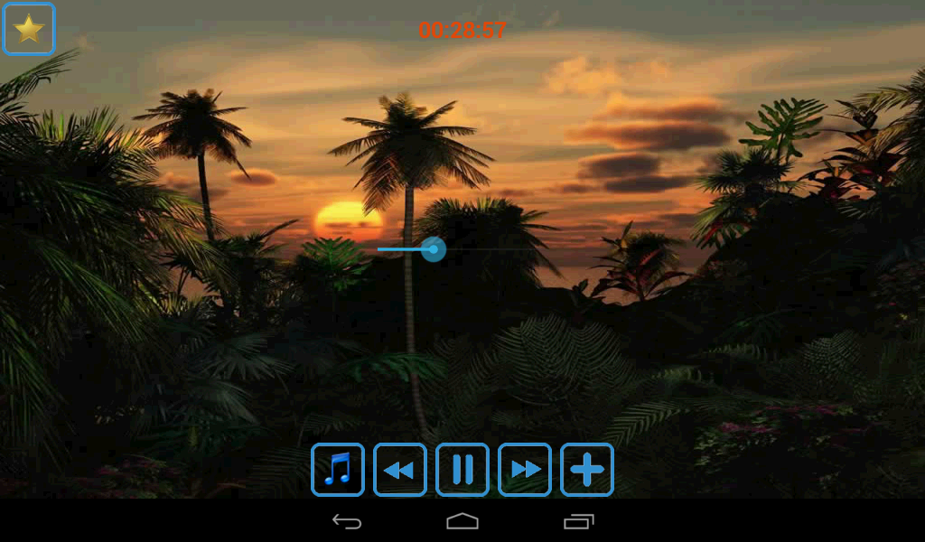 Nature sounds relax & sleep- screenshot