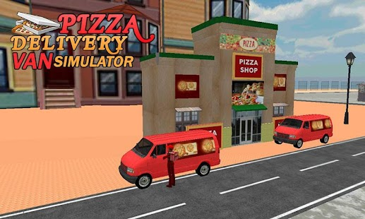 Pizza-Delivery-Van-Simulator 3