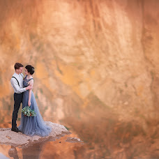 Wedding photographer Liliya Kulinich (Liliyakulinich). Photo of 07.04.2018