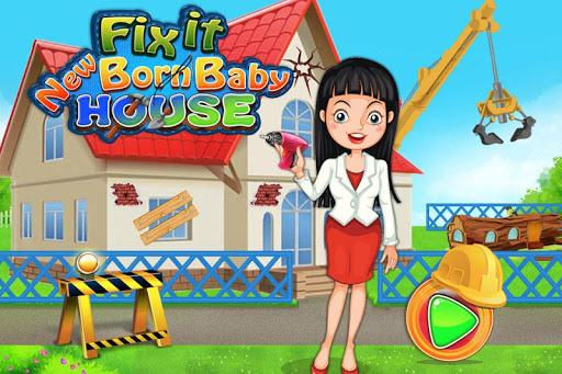 Fix It New Born Baby House