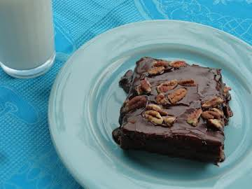 MOM'S BEST EVER BROWNIES