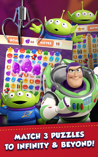 Toy Story Drop! – You've got a friend in match-3! screenshot 3