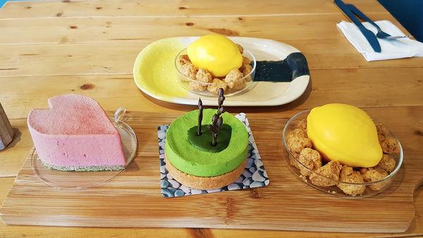 河床工作室Pâtisserie Rivière#台北#甜點 #信義安和 #創意