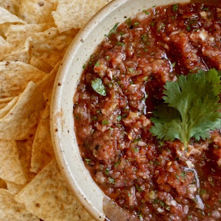 Just in Time for Cinco de Mayo! Ridiculously Easy Salsa.