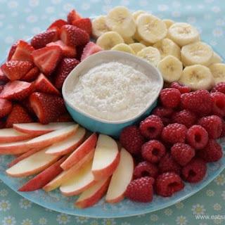 Healthy Fruit Dip Recipes.