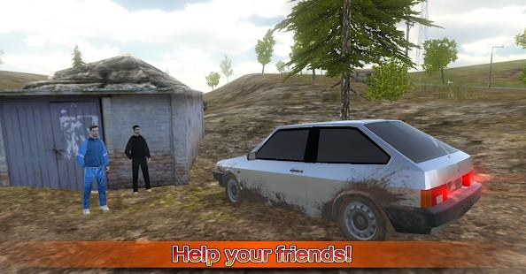 Game Driving simulator VAZ 2108 APK for Windows Phone