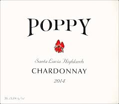 Logo for Poppy Santa Lucia Highlands Chardonnay