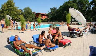 Photo: Estate in piscina: posti riservati