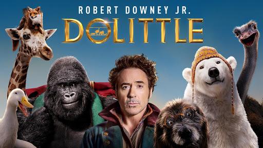 Dolittle Official Trailer Youtube