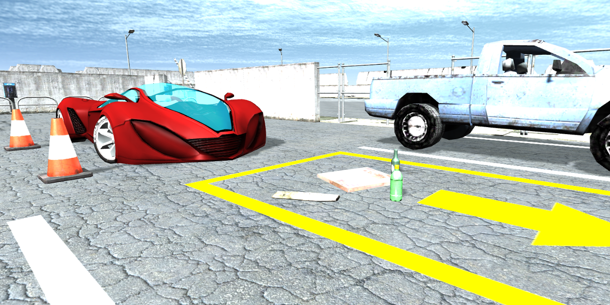 real backyard parking mania is the app store s most