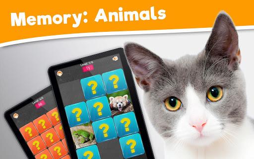 Memory Game: Animals  screenshots 10
