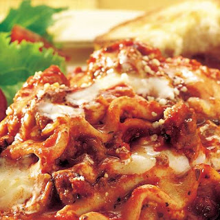 Slow-Cooker Family Favorite Lasagna.