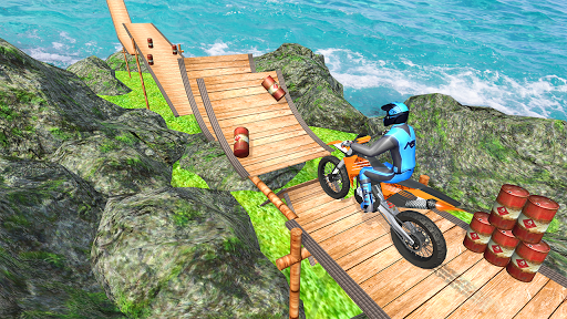 Crazy Bike Racing Stunt 3D  screenshots 2
