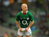 L'Irlandais Peter Stringer met un terme à sa carrière