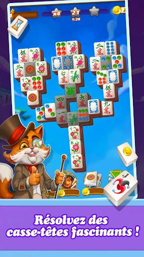 Code Triche Mahjong: Magic Islands APK MOD (Astuce) screenshots 2