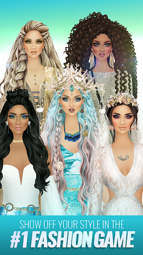 Covet Fashion - Dress Up Game apkpoly screenshots 1