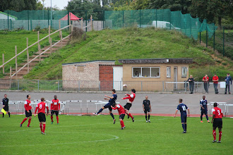 Photo: 21/09/13 v Northampton Sileby Rangers (FA Vase 2nd Qualifying Round)1-2 - contributed by Gary Spooner