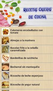 Recetas Caseras de Cocina 2