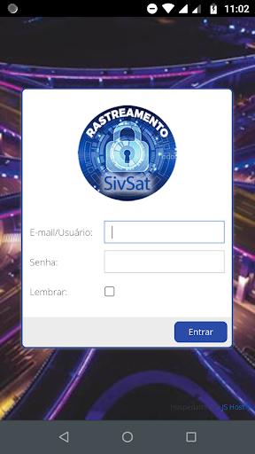 لقطات شاشة SivSat Rastreamento 2